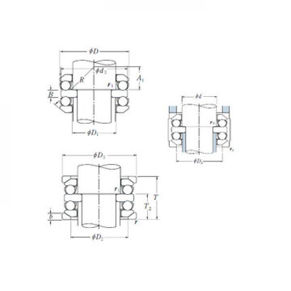 ZBL.20.0644.201-2SPTN ISB Dragkullager